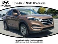 Mojave 2017 Hyundai Tucson SE FWD 6-Speed Automatic