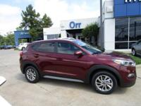 EPA 30 MPG Hwy/23 MPG City! Ruby Wine exterior and