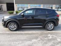 2017 Hyundai Tucson Black WITH SOME AVAILABLE OPTIONS