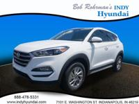 2017 Hyundai Tucson SE White WITH SOME AVAILABLE