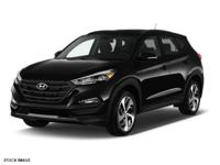 This 2017 Hyundai Tucson Sport boasts features like a