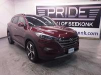 Turbo! AWD! This wonderful 2017 Hyundai Tucson is the