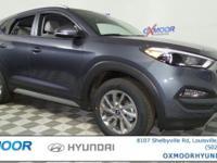 2017 Hyundai Tucson Eco AWD. 30/25 Highway/City
