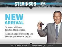 2017 Hyundai Tucson  Options:  Axle Ratio: