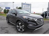 2017 Black Hyundai Tucson Sport 7-Speed Automatic AWD