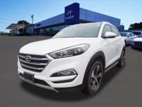 This 2017 Hyundai Tucson Sport is complete with