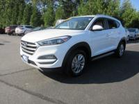 This  2017 Hyundai Tucson is a dream to drive. This