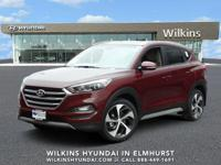 Ruby 2017 Hyundai Tucson Sport FWD 7-Speed Automatic