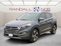 New Price! Gray 2017 Hyundai Tucson Sport FWD 7-Speed