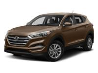 New Arrival! CARFAX 1-Owner! This 2017 Hyundai Tucson