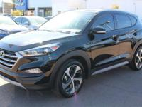 2017 Hyundai Tucson Sport 30/25 Highway/City