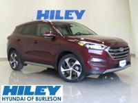 Turbo! Red and Ready! Call Hiley Hyundai . Don't pay