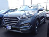 Turbo! Are you READY for a Hyundai?! This 2017 Tucson