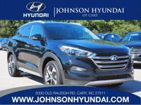 2017 Hyundai Tucson Limited. Cargo Package (Cargo Net,