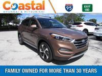 Brown 2017 Hyundai Tucson Sport FWD 7-Speed Automatic