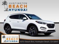 2017 Hyundai Tucson Value 1.6L I4 DGI Turbocharged DOHC