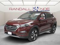 New Price! Wine 2017 Hyundai Tucson Value FWD 7-Speed