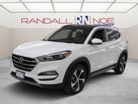 New Price! White 2017 Hyundai Tucson Value FWD 7-Speed