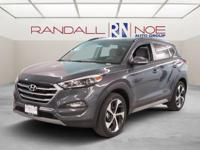 New Price! Gray 2017 Hyundai Tucson Value FWD 7-Speed
