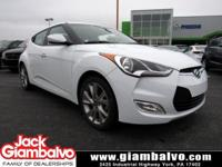 2017 HYUNDAI VELOSTER ..... ONE OWNER ....... VERY WELL