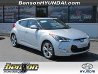Veloster Value Edition, Silver, and Black.