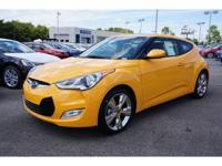 EXCLUSIVE LIFETIME WARRANTY!!. 2017 Yellow Hyundai