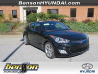 Veloster Value Edition, 3D Hatchback, Ultra Black, and