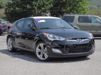 2017 Hyundai Veloster Value Edition 35/28 Highway/City