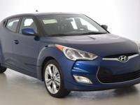 Recent Arrival! This 2017 Hyundai Veloster Value