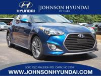 2017 Hyundai Veloster Turbo R-Spec. Cargo Net and