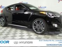2017 Hyundai Veloster R-Spec ALLOY WHEELS, BLUE TOOTH