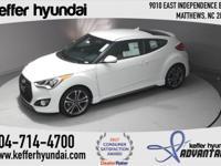 2017 Hyundai Veloster Turbo 1.6L Turbo GDI 4-Cylinder