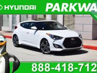 2017 Hyundai Veloster Turbo COME SEE WHY PEOPLE LOVE