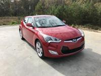 2017 Hyundai Veloster Value Edition FWD 6-Speed