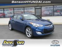 Veloster Value Edition, 3D Hatchback, Pacific Blue, and