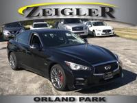 Options:  2017 Infiniti Q50 Red Sport