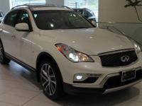JUST IN!!!   PRE-PROCESS PREVIEW!!  2017 INFINITI QX50