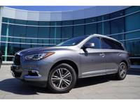 INFINITI Certified Pre-Owned Certified Graphite Shadow