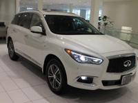 JUST IN!!   PRE-PROCESS PREVIEW!!  2017 INFINITI QX60