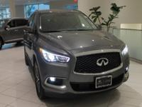 JUST ARRIVED!  AFFORDABLE FAMILY LUXURY!  2017 INFINITI