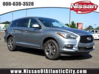 Come see this 2017 INFINITI QX60 . Its Variable