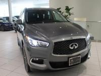 JUST ARRIVED!  2017 INFINITI QX60 Graphite Shadow