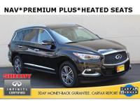 New Price! AWD*, EXCELLENT SERVICE HISTORY*, INFINITI