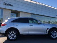 CARFAX One-Owner. Clean CARFAX.2017 INFINITI QX70This