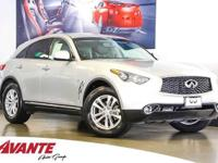 Options:  2017 Infiniti Qx70 Luxury 4D Sport
