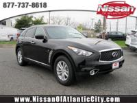 Check out this 2017 INFINITI QX70 . Its Automatic