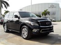 More is what you get!!!!! INFINITI Certified PreOwned