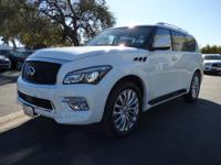 Options:  2017 Infiniti Qx80 Awd|Certified