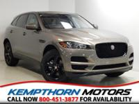 Introducing the first Jaguar luxury performance SUV