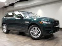 This 2017 Jaguar F-PACE 35t Prestige is featured in
